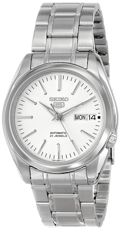 セイコー SEIKO 男性用 腕時計 メンズ ウォッチ ホワイト SNKL41 送料無料 【並行輸入品】