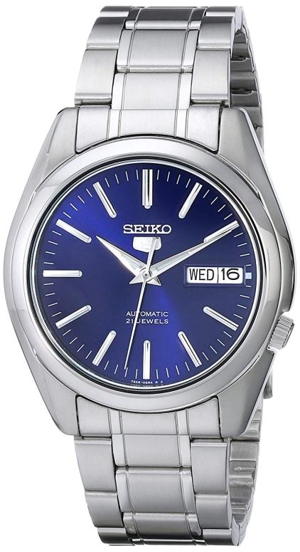 セイコー SEIKO 男性用 腕時計 メンズ ウォッチ ブルー SNKL43 送料無料 【並行輸入品】