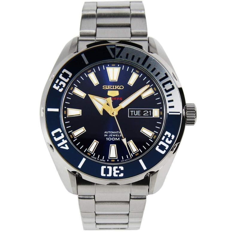 セイコー SEIKO 男性用 腕時計 メンズ ウォッチ ブルー SRPC51K1 送料無料 【並行輸入品】