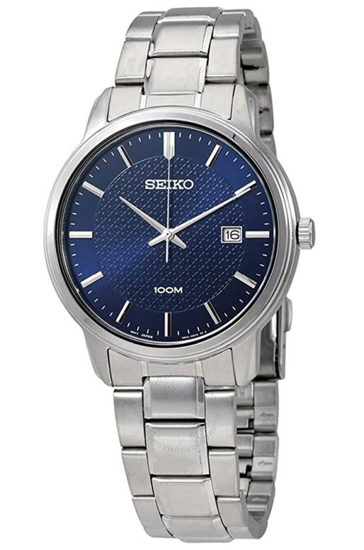セイコー SEIKO 男性用 腕時計 メンズ ウォッチ ブルー SUR193P1 送料無料 【並行輸入品】