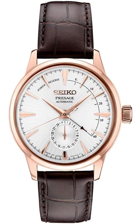 セイコー SEIKO 男性用 腕時計 メンズ ウォッチ ホワイト SSA346 送料無料 【並行輸入品】