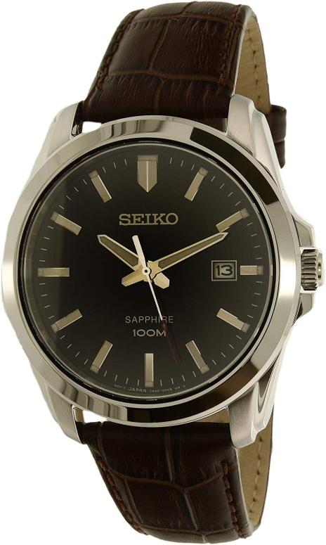 セイコー SEIKO 男性用 腕時計 メンズ ウォッチ ブラック SGEH49P2 送料無料 【並行輸入品】