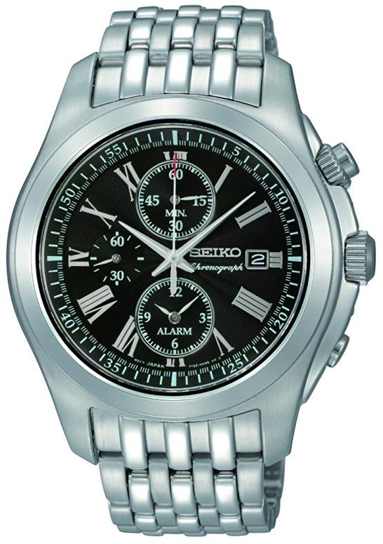 セイコー SEIKO 男性用 腕時計 メンズ ウォッチ グレー SNAE31P1 送料無料 【並行輸入品】