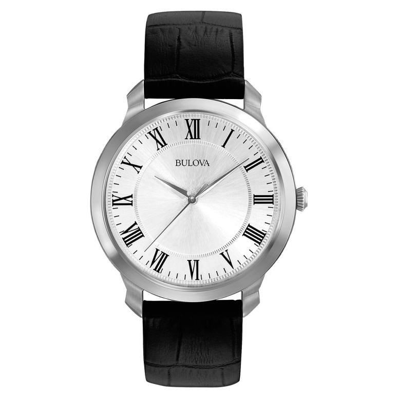 ブローバ Bulova 男性用 腕時計 メンズ ウォッチ シルバー 96A133 送料無料 【並行輸入品】