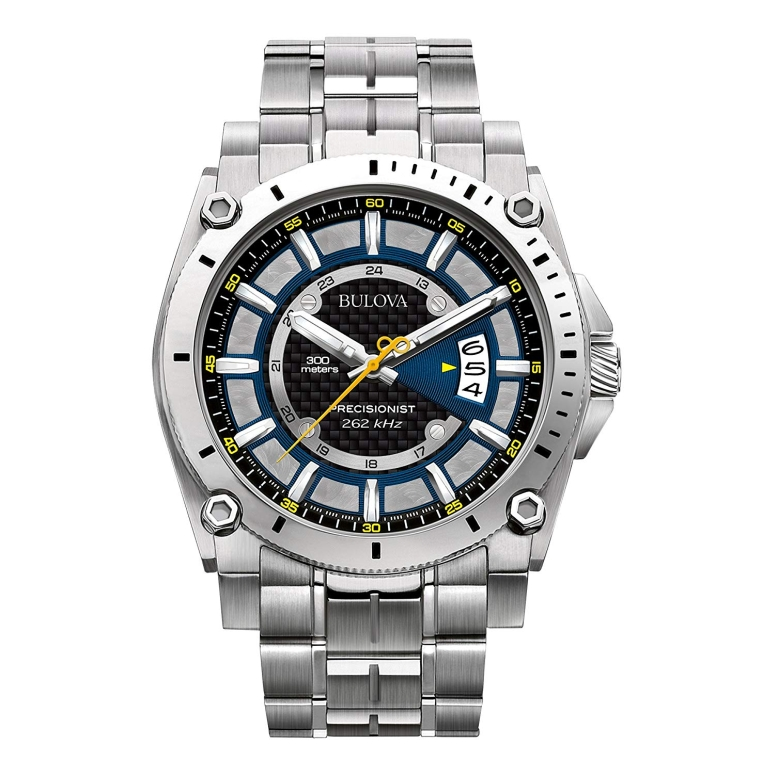 ブローバ Bulova 男性用 腕時計 メンズ ウォッチ ブラック 96B131 送料無料 【並行輸入品】
