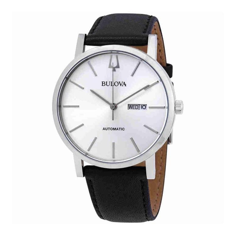 ブローバ Bulova 男性用 腕時計 メンズ ウォッチ シルバー 96C130 送料無料 【並行輸入品】