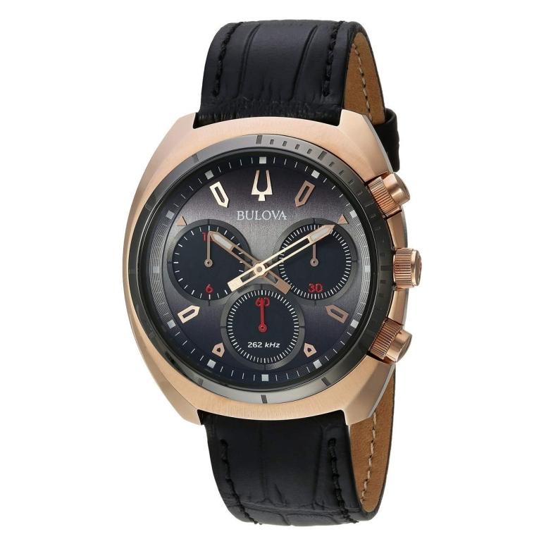 ブローバ Bulova 男性用 腕時計 メンズ ウォッチ グレー 98A156 送料無料 【並行輸入品】