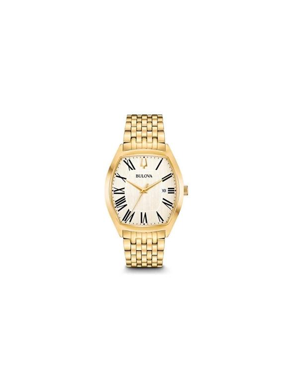 ブローバ Bulova 男性用 腕時計 メンズ ウォッチ ホワイト 97B174 送料無料 【並行輸入品】