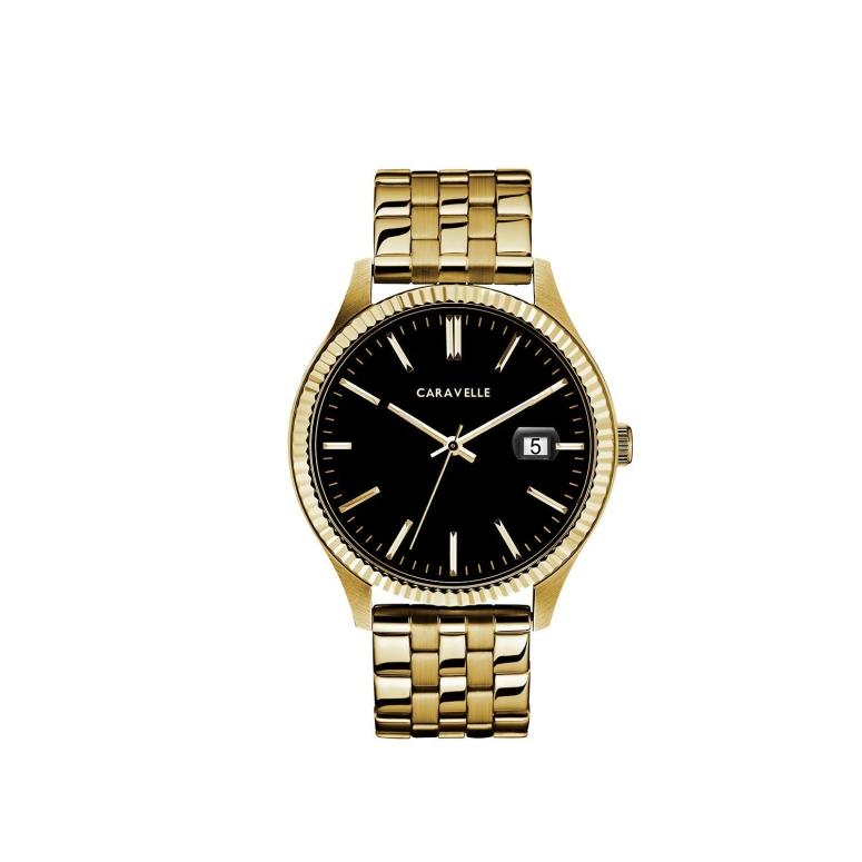 ブローバ Bulova 男性用 腕時計 メンズ ウォッチ ブラック 44B121 送料無料 【並行輸入品】