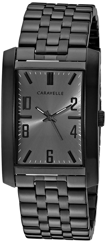 ブローバ Bulova 男性用 腕時計 メンズ ウォッチ ブラック 45A140 送料無料 【並行輸入品】