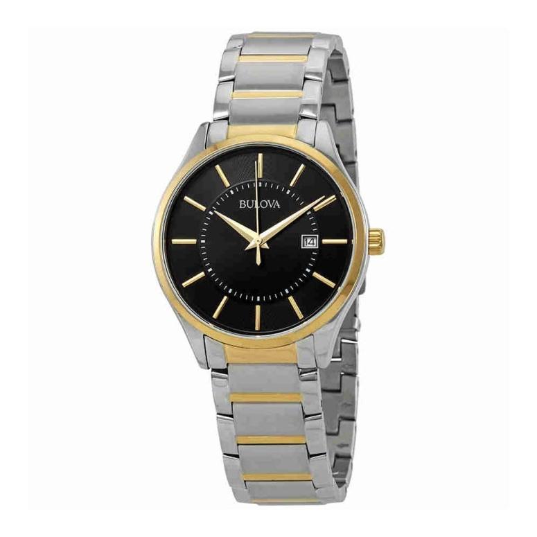 ブローバ Bulova 男性用 腕時計 メンズ ウォッチ ブラック 98B290 送料無料 【並行輸入品】