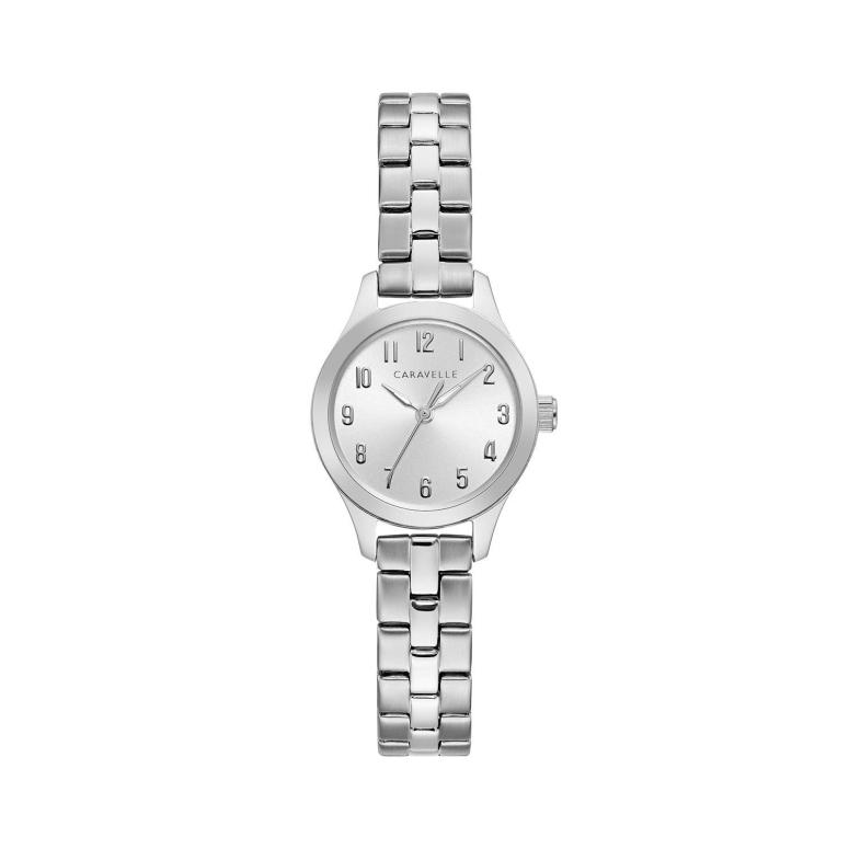 ブローバ Bulova 女性用 腕時計 レディース ウォッチ シルバー 43L209 送料無料 【並行輸入品】