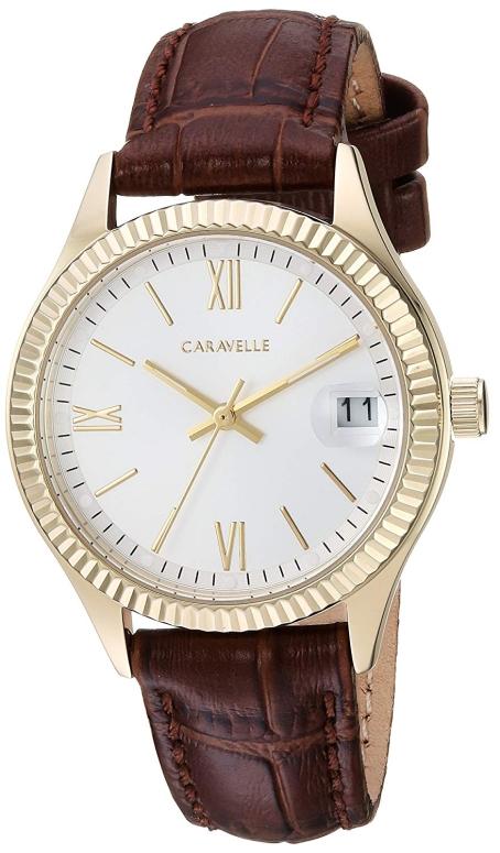 ブローバ Bulova 女性用 腕時計 レディース ウォッチ シルバー 44M111 送料無料 【並行輸入品】