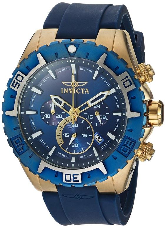 インビクタ Invicta インヴィクタ 男性用 腕時計 メンズ ウォッチ ブルー 22525 送料無料 【並行輸入品】