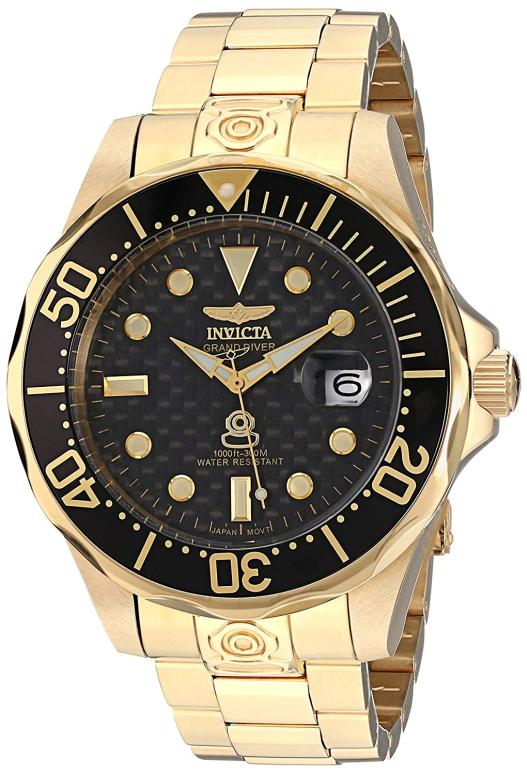 インビクタ Invicta インヴィクタ 男性用 腕時計 メンズ ウォッチ ブラック 10642 送料無料 【並行輸入品】