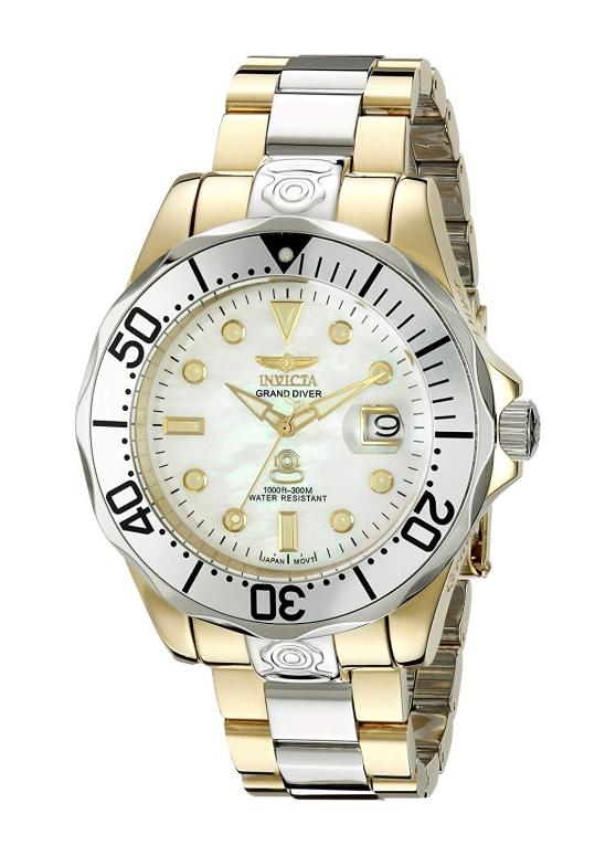 インビクタ Invicta インヴィクタ 男性用 腕時計 メンズ ウォッチ パール 16035 送料無料 【並行輸入品】