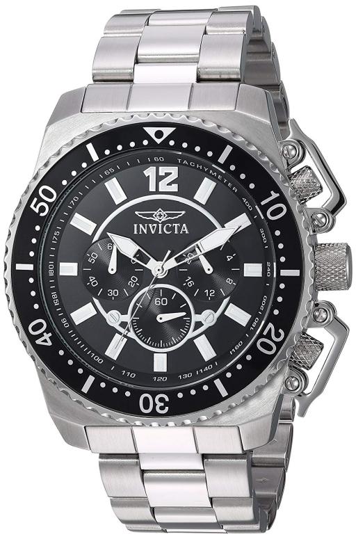 インビクタ Invicta インヴィクタ 男性用 腕時計 メンズ ウォッチ ブラック 21952 送料無料 【並行輸入品】