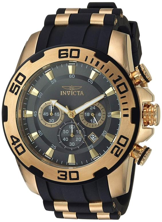 インビクタ Invicta インヴィクタ 男性用 腕時計 メンズ ウォッチ グレー 22344 送料無料 【並行輸入品】