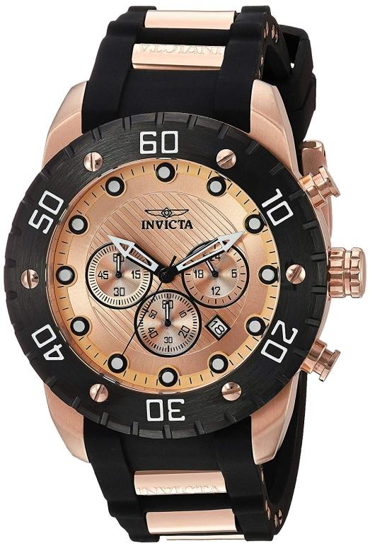 インビクタ Invicta インヴィクタ 男性用 腕時計 メンズ ウォッチ ローズゴールド 20281 送料無料 【並行輸入品】