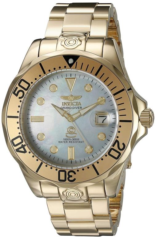 インビクタ Invicta インヴィクタ 男性用 腕時計 メンズ ウォッチ パール 16033 送料無料 【並行輸入品】