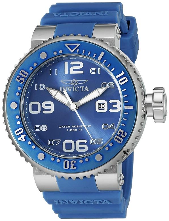 インビクタ Invicta インヴィクタ 男性用 腕時計 メンズ ウォッチ ブルー 21519 送料無料 【並行輸入品】