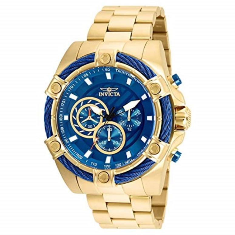 インビクタ Invicta インヴィクタ 男性用 腕時計 メンズ ウォッチ ボルト bolt ブルー 25516 送料無料 【並行輸入品】