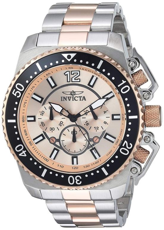 インビクタ Invicta インヴィクタ 男性用 腕時計 メンズ ウォッチ ローズゴールド 21956 送料無料 【並行輸入品】