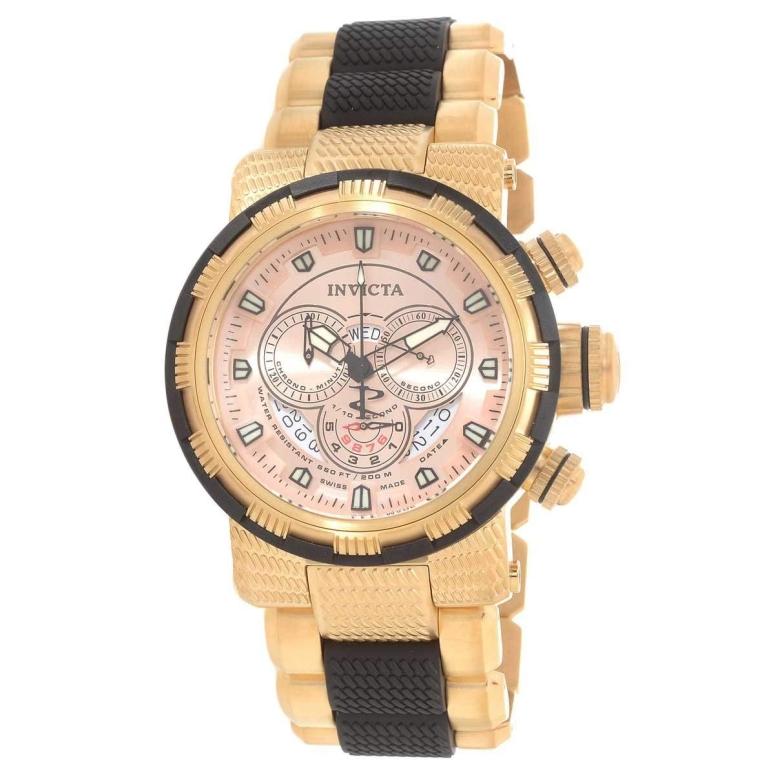 インビクタ Invicta インヴィクタ 男性用 腕時計 メンズ ウォッチ リザーブ reserve ローズゴールド 80304 送料無料 【並行輸入品】