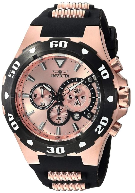 インビクタ Invicta インヴィクタ 男性用 腕時計 メンズ ウォッチ ローズゴールド 24683 送料無料 【並行輸入品】