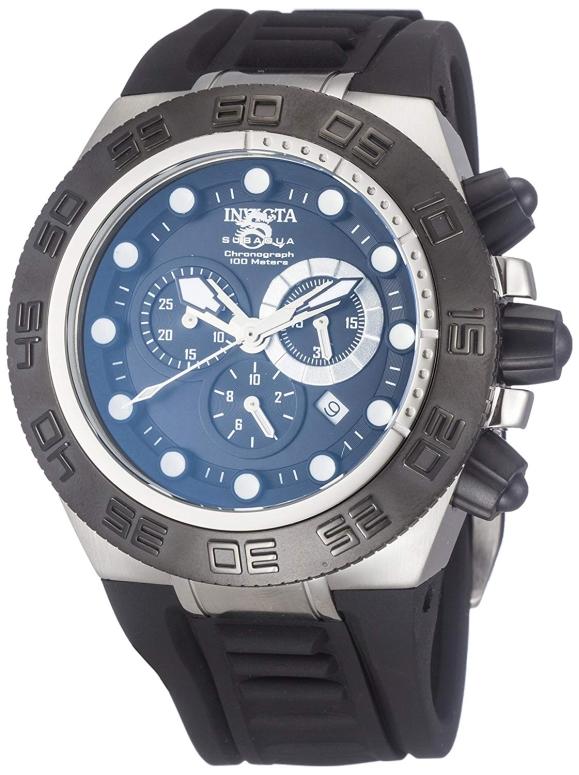 インビクタ Invicta インヴィクタ 男性用 腕時計 メンズ ウォッチ サブアクア subaqua クロノグラフ ブラック 1530 送料無料 【並行輸入品】