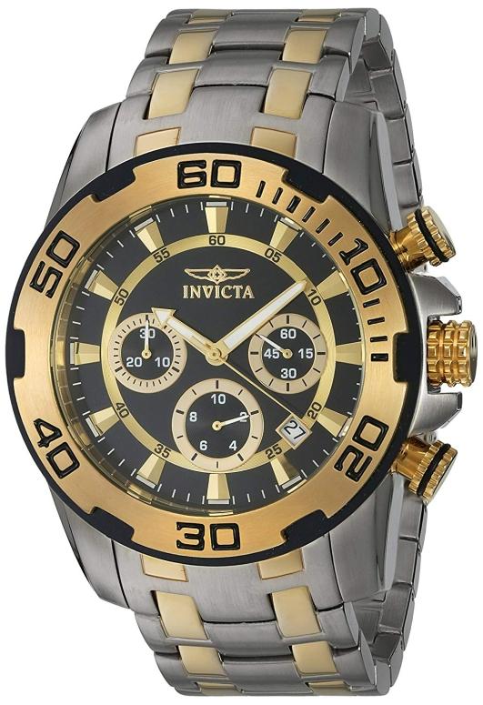 インビクタ Invicta インヴィクタ 男性用 腕時計 メンズ ウォッチ ブラック 22322 送料無料 【並行輸入品】