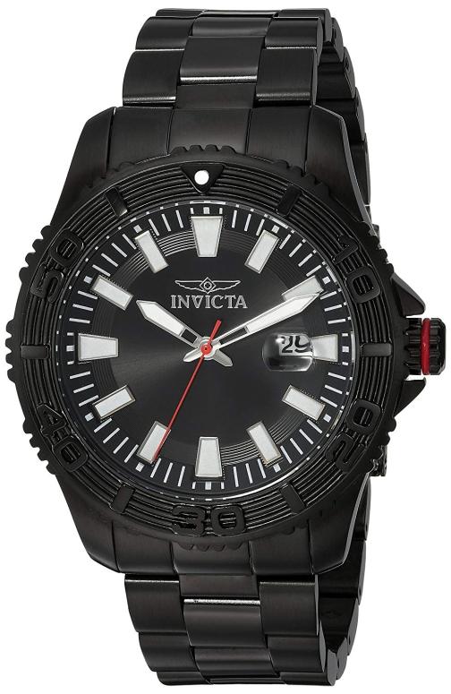 インビクタ Invicta インヴィクタ 男性用 腕時計 メンズ ウォッチ ブラック 22411 送料無料 【並行輸入品】