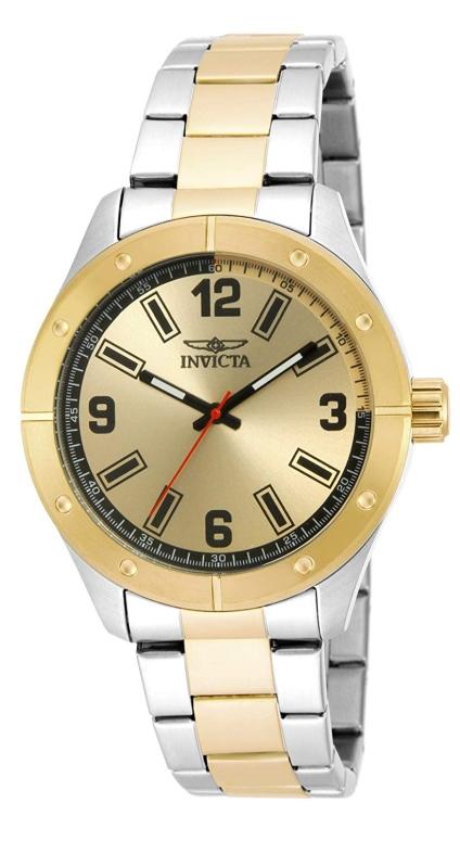 インビクタ Invicta インヴィクタ 男性用 腕時計 メンズ ウォッチ ゴールド 17929 送料無料 【並行輸入品】