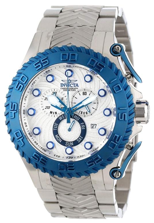 インビクタ Invicta インヴィクタ 男性用 腕時計 メンズ ウォッチ クロノグラフ シルバー 12944 送料無料 【並行輸入品】