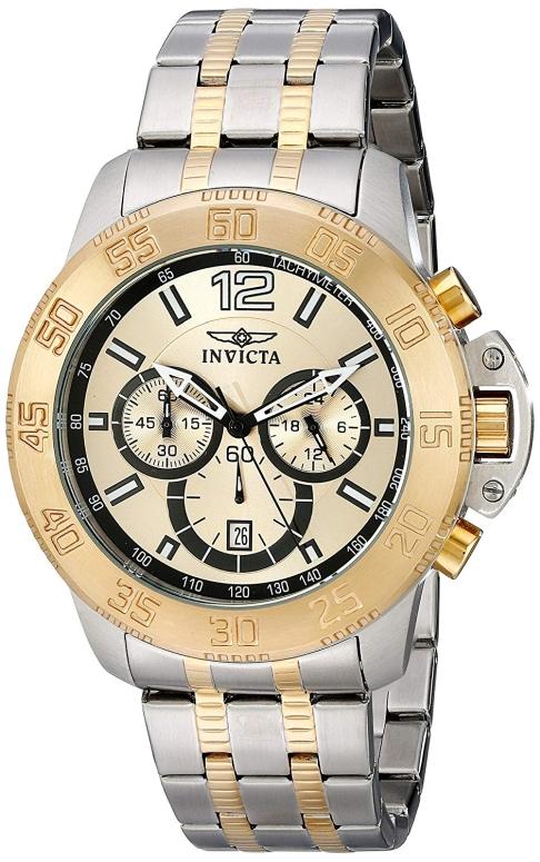 インビクタ Invicta インヴィクタ 男性用 腕時計 メンズ ウォッチ ゴールド 17449 送料無料 【並行輸入品】