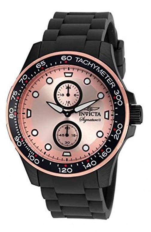 インビクタ Invicta インヴィクタ 男性用 腕時計 メンズ ウォッチ クロノグラフ ローズ 7084 送料無料 【並行輸入品】