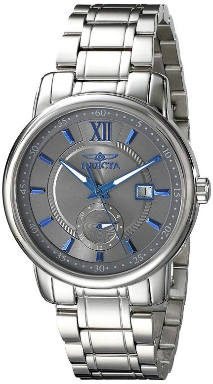 インビクタ Invicta インヴィクタ 男性用 腕時計 メンズ ウォッチ グレー 18084 送料無料 【並行輸入品】