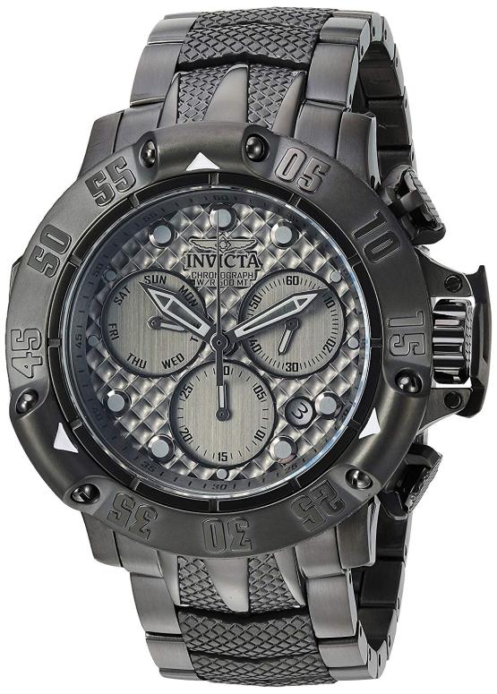 インビクタ Invicta インヴィクタ 男性用 腕時計 メンズ ウォッチ サブアクア subaqua グレー 23808 送料無料 【並行輸入品】