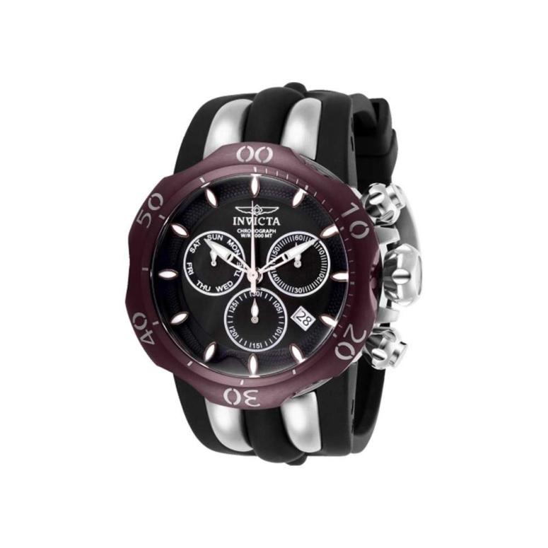 インビクタ Invicta インヴィクタ 男性用 腕時計 メンズ ウォッチ クロノグラフ ブラック 26662 送料無料 【並行輸入品】