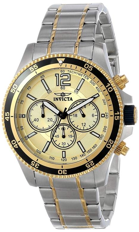 インビクタ Invicta インヴィクタ 男性用 腕時計 メンズ ウォッチ ゴールド 13976 送料無料 【並行輸入品】