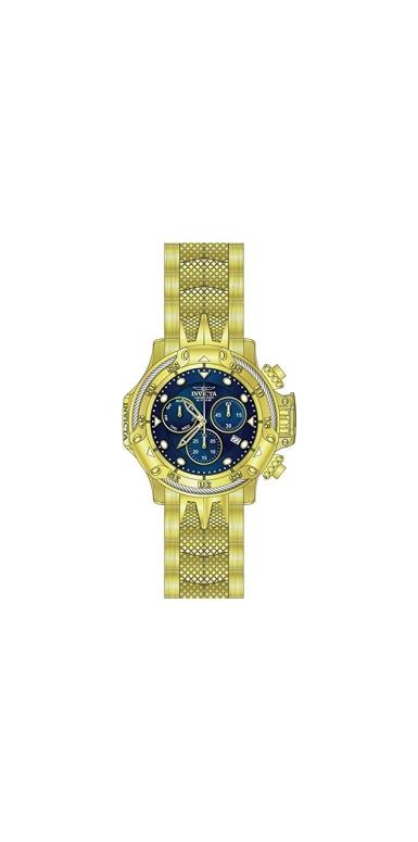 インビクタ Invicta インヴィクタ 男性用 腕時計 メンズ ウォッチ クロノグラフ ブルー 26726 送料無料 【並行輸入品】