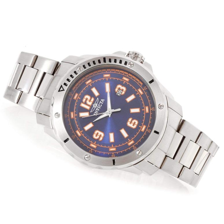 インビクタ Invicta インヴィクタ 男性用 腕時計 メンズ ウォッチ ブルー 19374 送料無料 【並行輸入品】