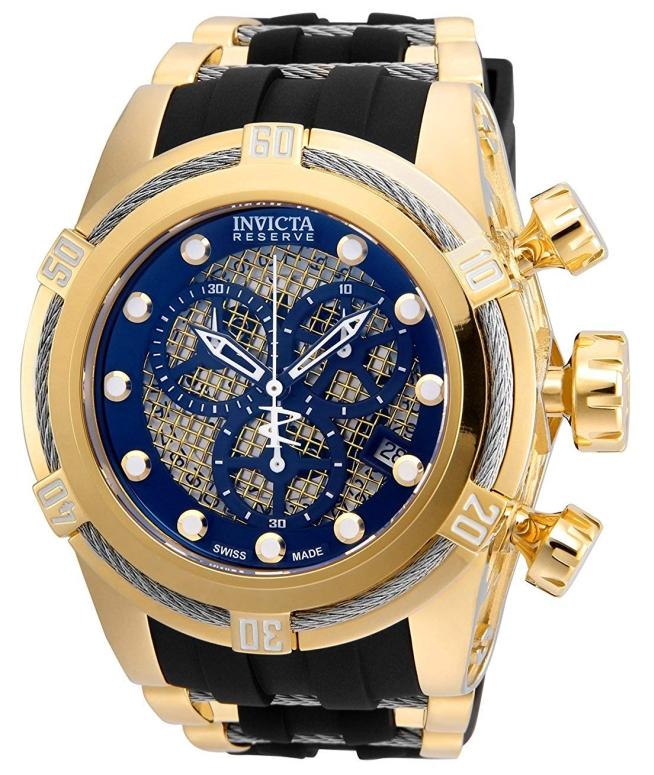 インビクタ Invicta インヴィクタ 男性用 腕時計 メンズ ウォッチ ボルト bolt ブルー 20416 送料無料 【並行輸入品】