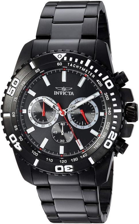 インビクタ Invicta インヴィクタ 男性用 腕時計 メンズ ウォッチ ブラック 19848 送料無料 【並行輸入品】