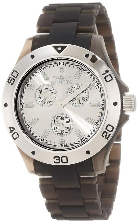 インビクタ Invicta インヴィクタ 男性用 腕時計 メンズ ウォッチ シルバー 1668 送料無料 【並行輸入品】