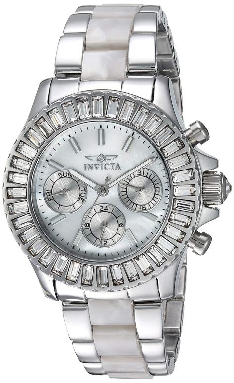 インビクタ Invicta インヴィクタ 女性用 腕時計 レディース ウォッチ パール 22968 送料無料 【並行輸入品】