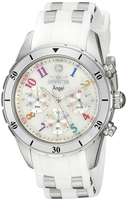 インビクタ Invicta インヴィクタ 女性用 腕時計 レディース ウォッチ ホワイト 24903 送料無料 【並行輸入品】