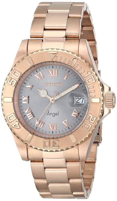 インビクタ Invicta インヴィクタ 女性用 腕時計 レディース ウォッチ グレー 14368 送料無料 【並行輸入品】