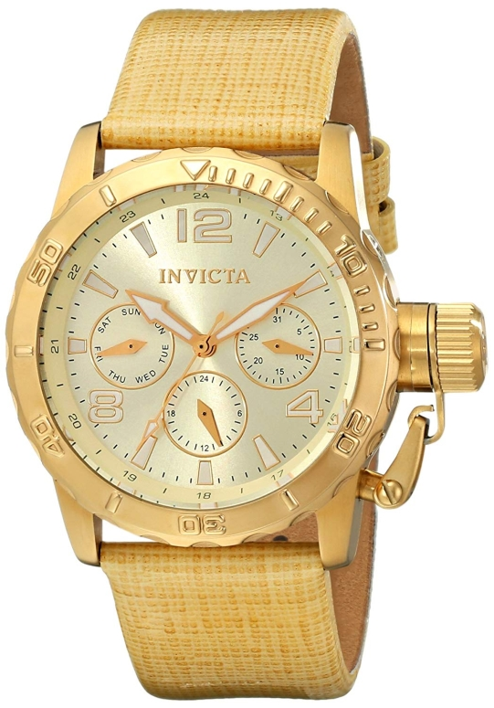 インビクタ Invicta インヴィクタ 女性用 腕時計 レディース ウォッチ ゴールド INVICTA-14797 送料無料 【並行輸入品】