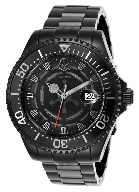 インビクタ Invicta インヴィクタ 男性用 腕時計 メンズ ウォッチ スターウォーズ star wars ブラック 26161 送料無料 【並行輸入品】